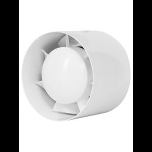 Europlast EK100T – Εξαεριστήρας μπάνιου για σωλήνα με χρονοδιακόπτη