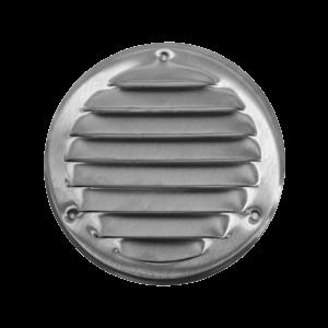 Europlast MR100i – Περσίδα Εξαερισμού Ανοξείδωτη (Inox) με Πλέγμα Προστασίας