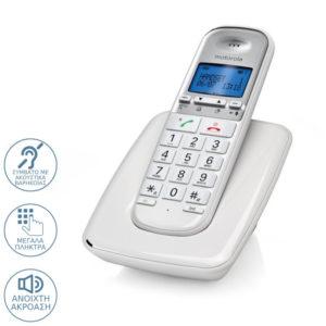 Motorola S3001 WHITE