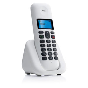 Motorola T301 White