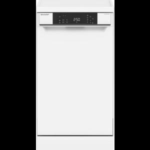 Sharp QW-NS1CF49EW Πλυντήριο Πιάτων 45cm Λευκό