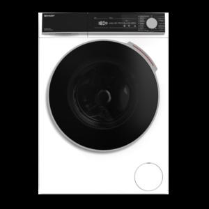 Sharp ES-NDH0144WC-GR Πλυντήριο-Στεγνωτήριο Ρούχων 10kg/6kg Ατμού 1400 Στροφές