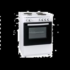Witek WT-12 Κουζίνα Ηλεκτρική Εμαγιέ Λευκή