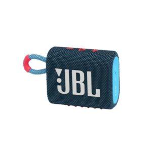 JBL GO 3 Blue/Pink Φορητό Ηχείο Bluetooth