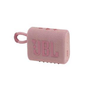 JBL GO 3 Pink Bluetooth Ηχείο