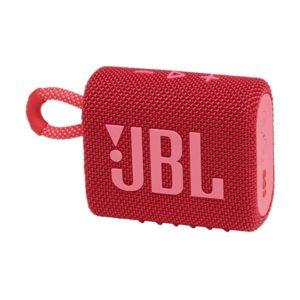 JBL GO 3 Red Bluetooth Ηχείο